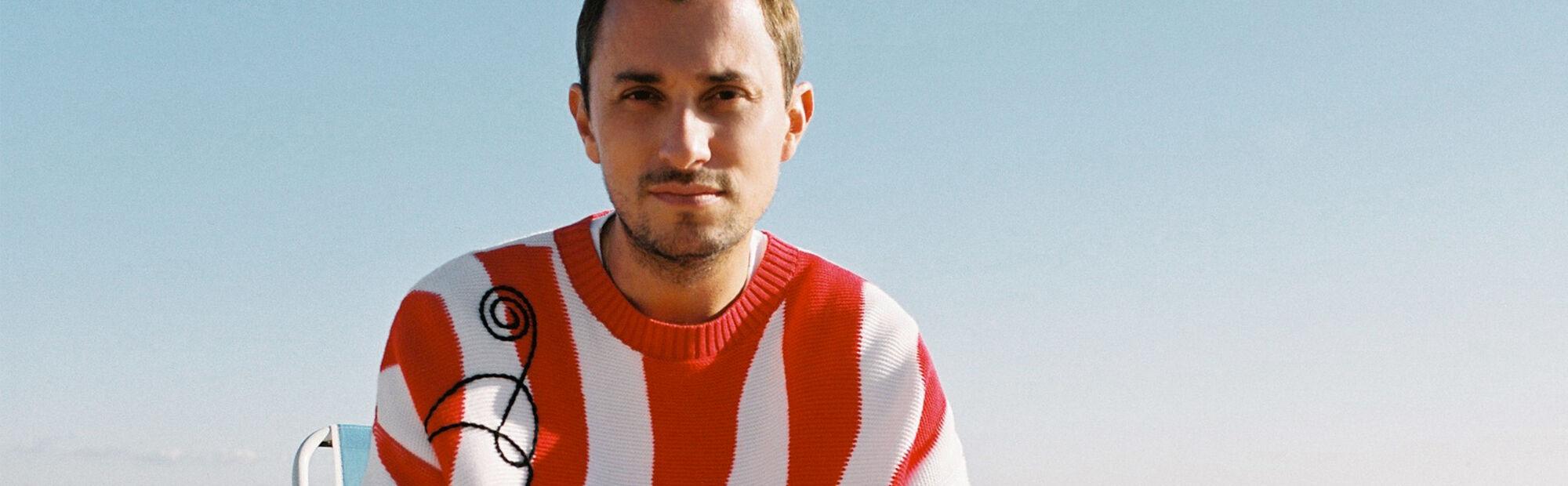 Desigual and Colombian Designer Esteban Cortázar Announce Their Collaboration