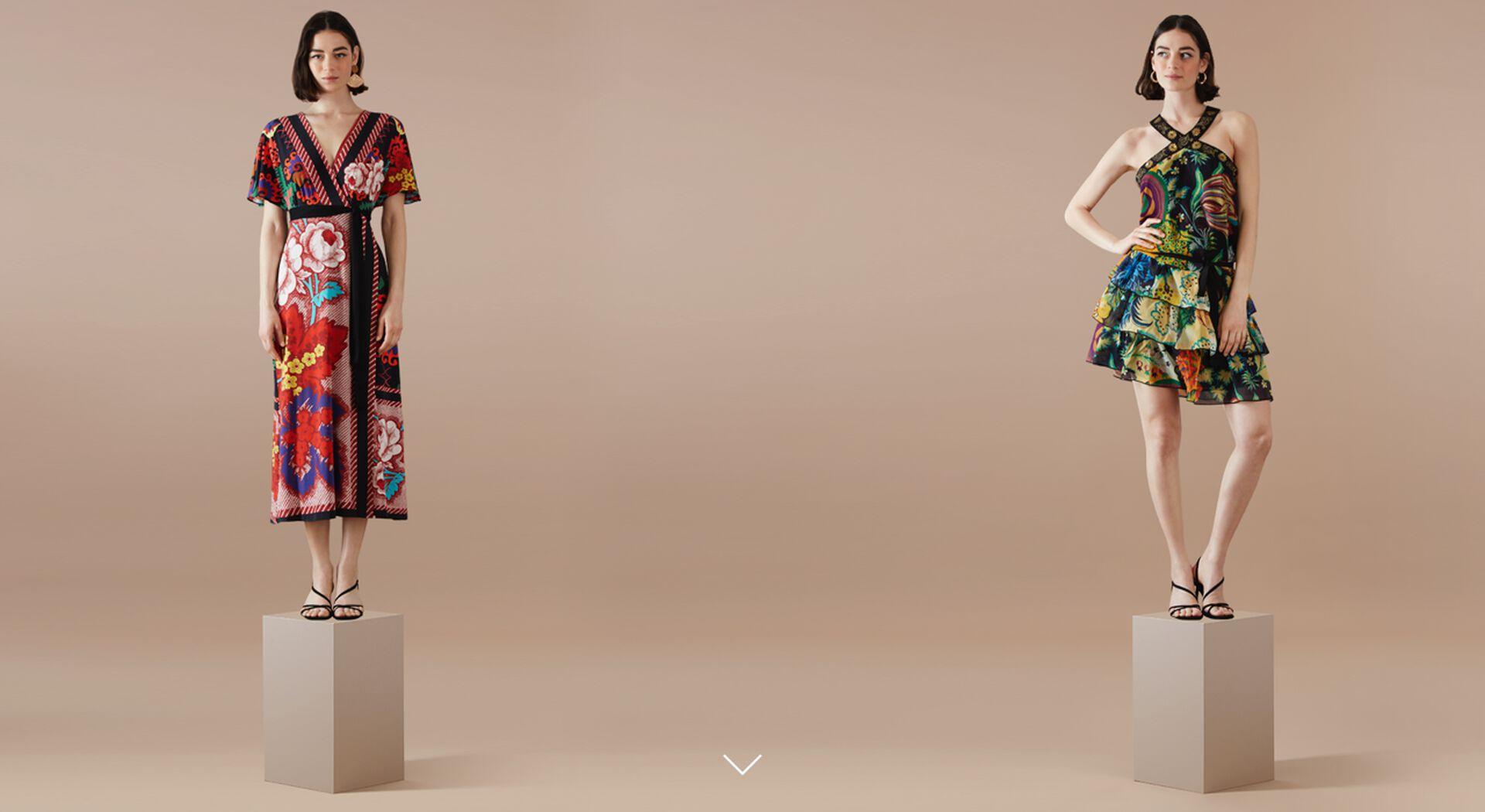 863ae59608166e Freue dich mit uns auf die spezielle Neuausgabe der 10 berühmtesten Kleider,  die der Designer Monsieur Christian Lacroix von 2011 bis heute für Desigual  ...