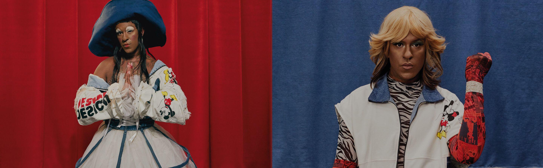"We're relaunching the ""La 86"" jacket alongside artist Mykki Blanco through an ode to change"