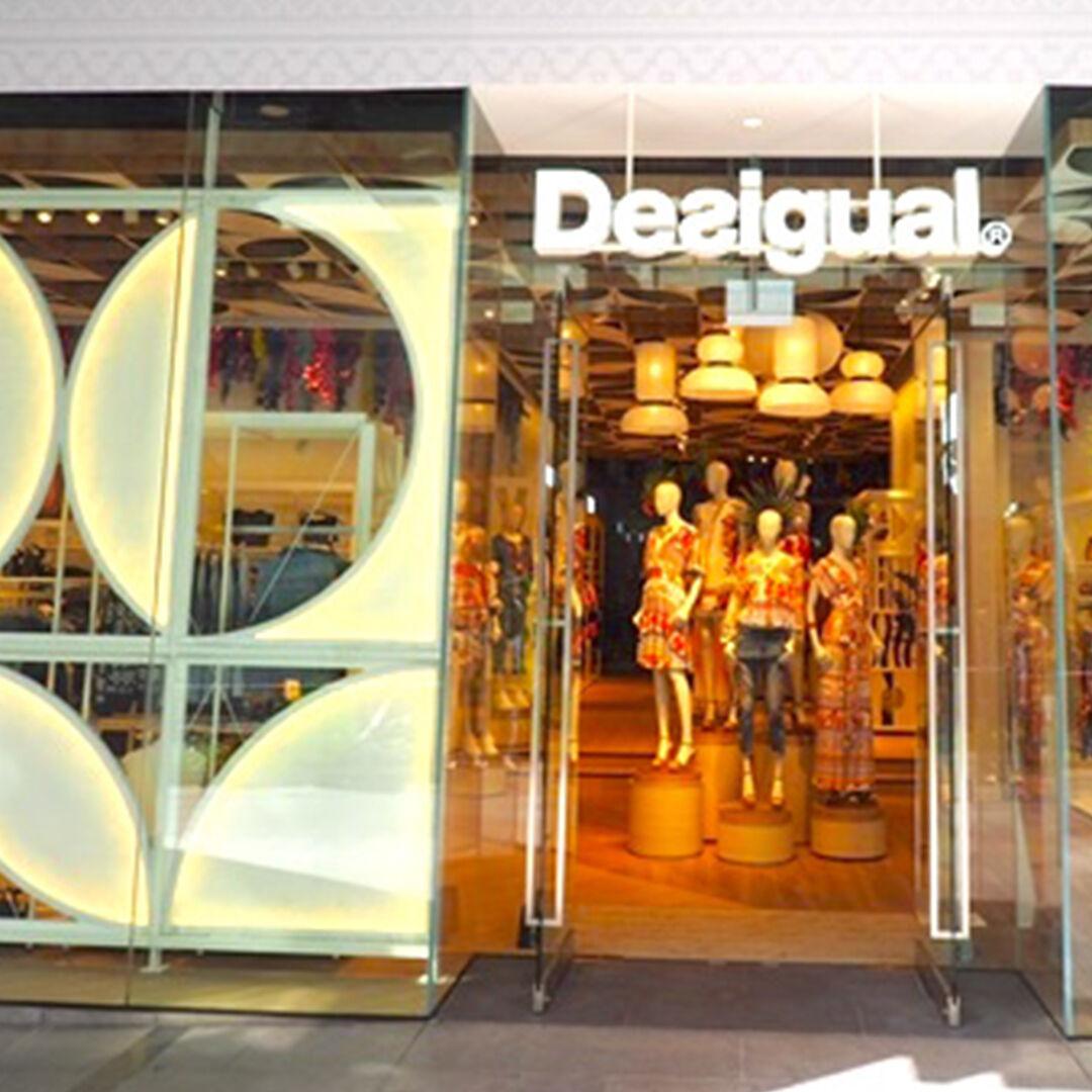 Desigual reabre su primera tienda en Singapur con nuevo diseño