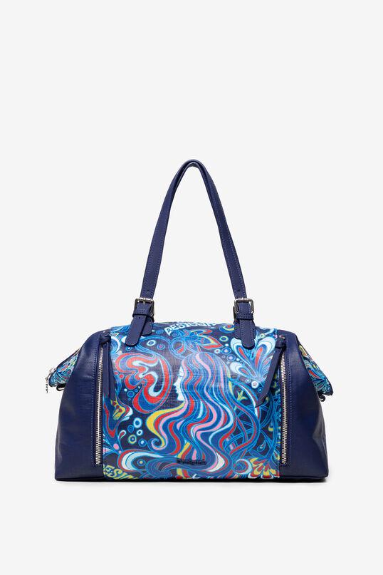Blue Bag Psicoldelia Verona | Desigual
