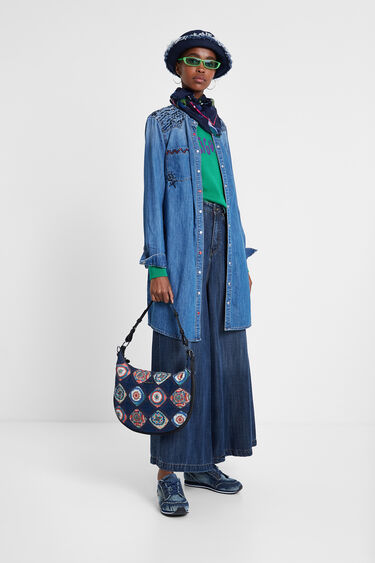 Crescent friezes bag | Desigual