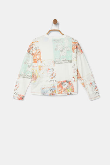 Long sleeve Mickey Mouse T-shirt | Desigual