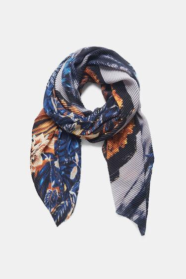 Rectangular foulard landscape | Desigual