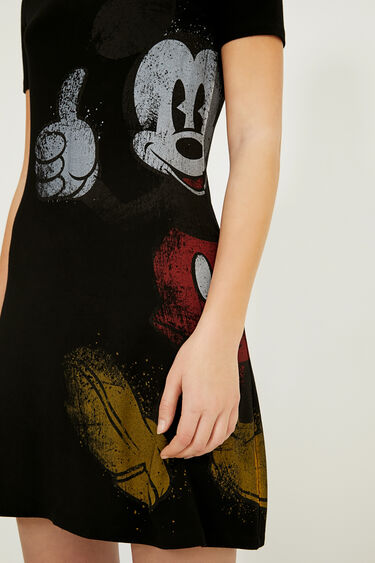 Mickey Mouse T-shirt dress | Desigual