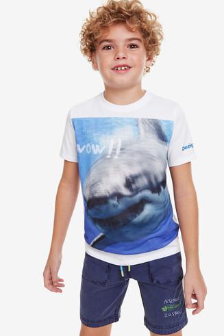 Shirt basic haai Jurgen
