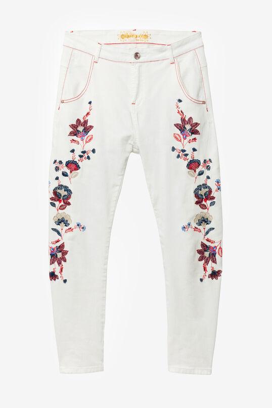 Floral Trousers Larisa | Desigual