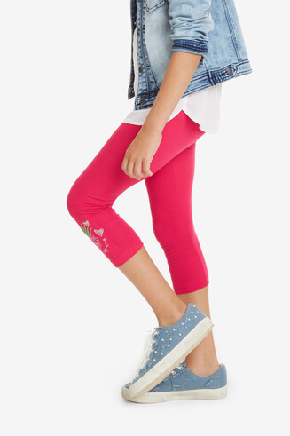 Capri Leggings Cross