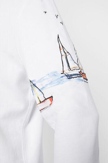 Shirt landscape 100% cotton | Desigual