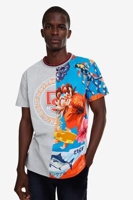 Hawaiian hybrid T-shirt