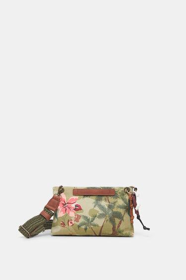Sling bag canvas print | Desigual