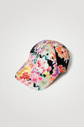 100% cotton baseball cap