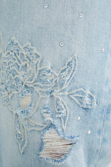 Slim jeans cropped | Desigual