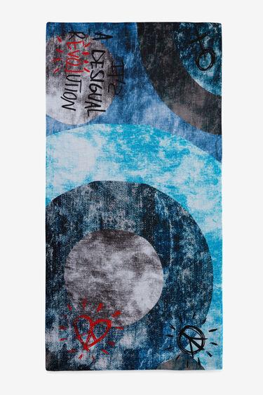 Fulard revolution arty | Desigual