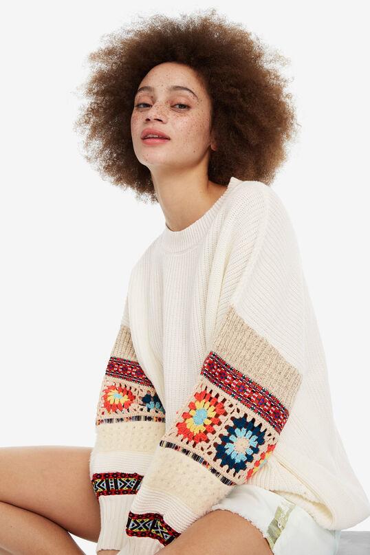 Chunky knit jumper Mirta | Desigual