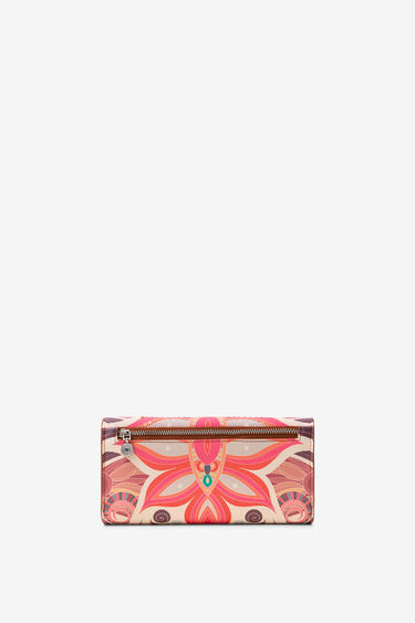 Reversible multipockets coin purse with handle | Desigual