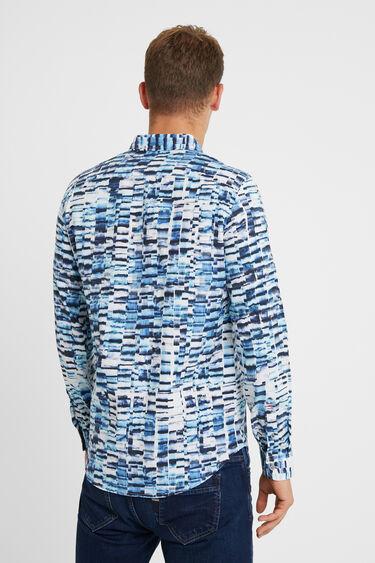 Arty slim shirt | Desigual