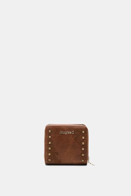 Boho embroideries coin purse