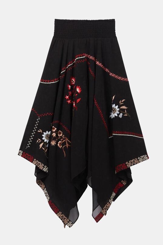 Floral skirt peaks | Desigual