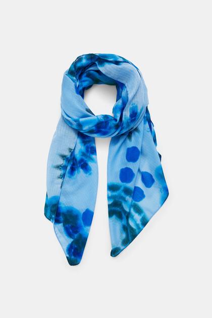 Fulard mandales aquarel·la