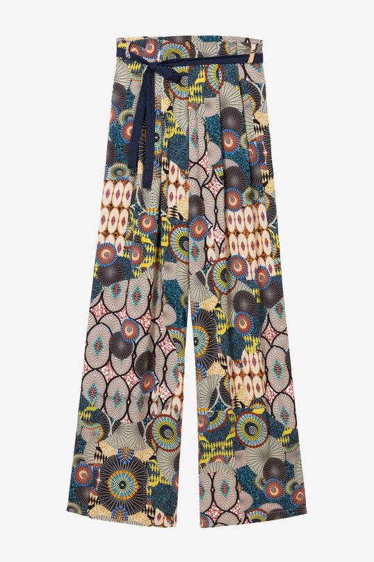 Pantalon large Debora | Desigual