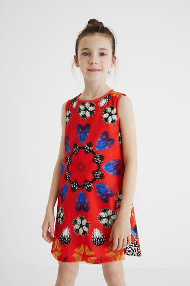 Dress 3D straps | Desigual