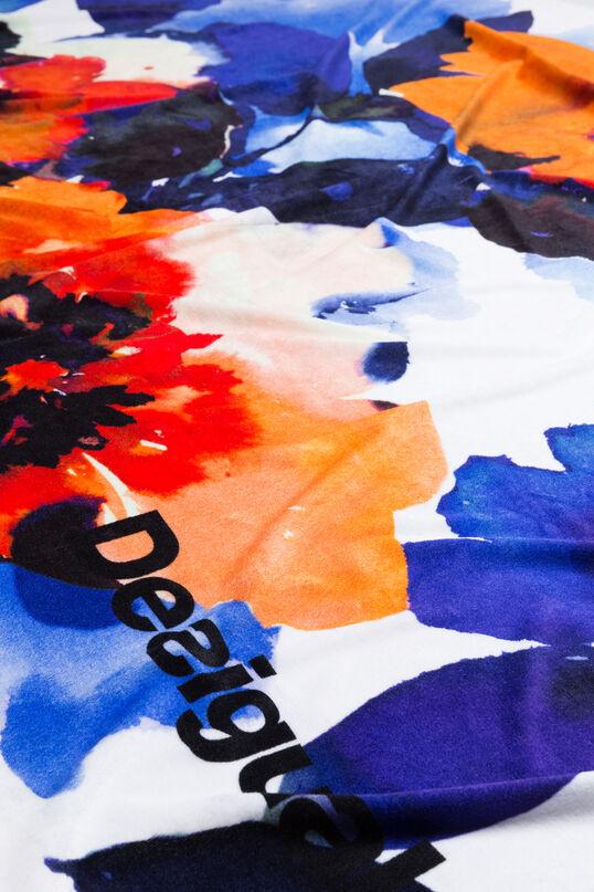 Floral Print Towel Camo Flower | Desigual