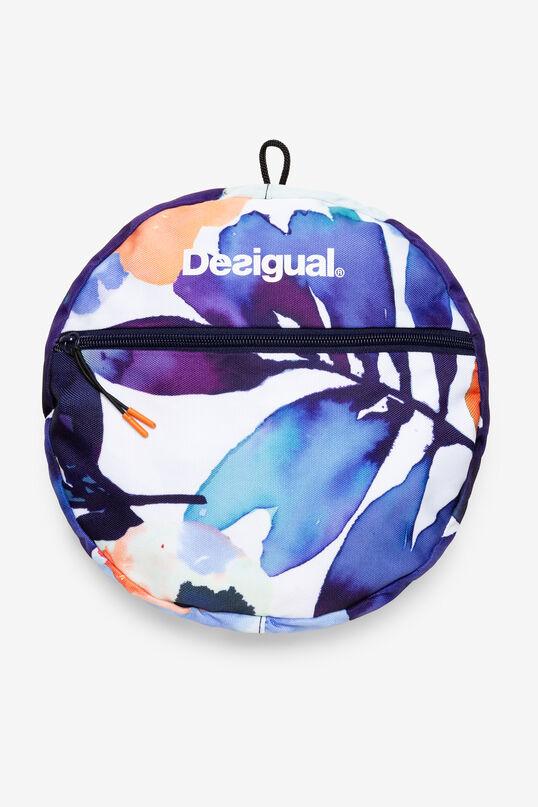 Cylinder Gym Bag Camo Flower | Desigual