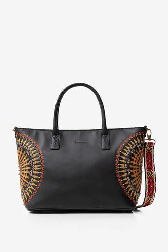 Grote Afrikaanse tas met mandala