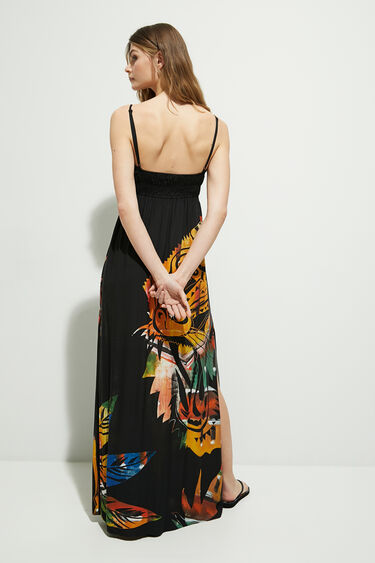 Long beach dress | Desigual
