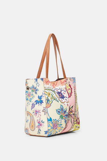 Shopping bag 2 en 1 boho | Desigual