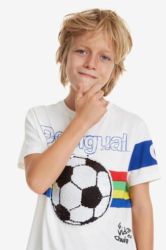 T-shirt voetbal Joseba