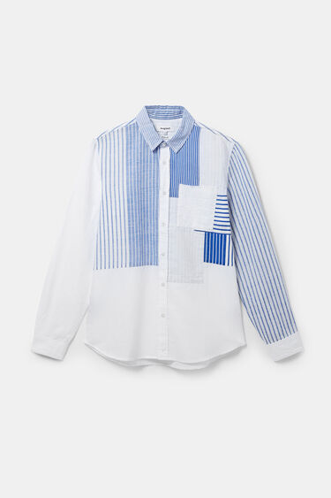 Shirt long sleeve striped | Desigual