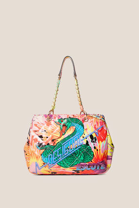 Snake shopping bag