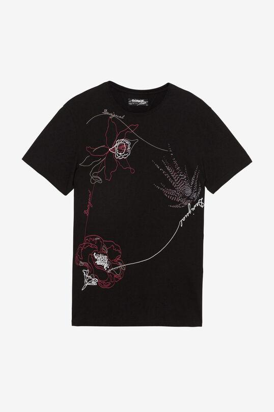 Shirt stickereien Carl | Desigual