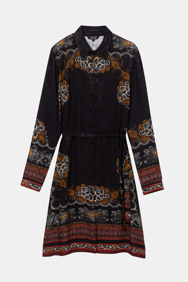 Cowgirl shirt dress | Desigual