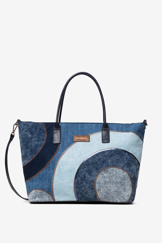 Shopping bag en jean