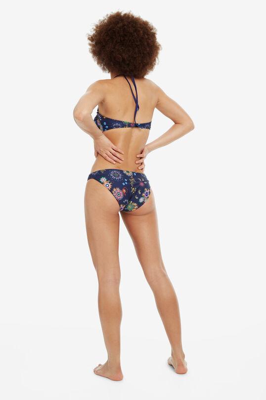 Blue Bikini Briefs Rem B | Desigual
