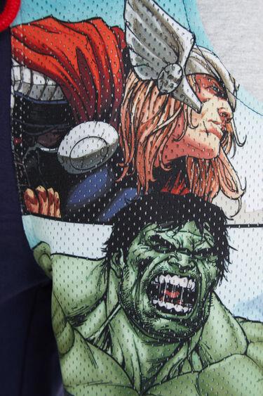 Short coton ouaté Avengers | Desigual