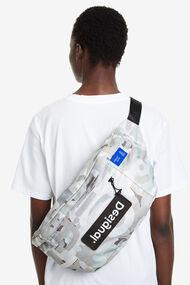 Sónar 2019 camouflage maxi-bum bag