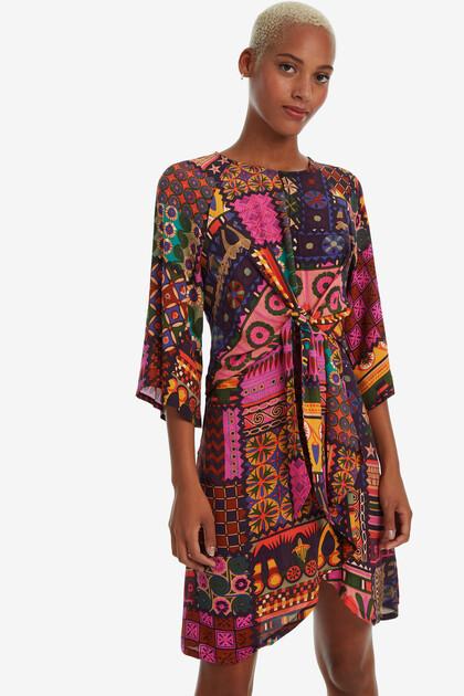 Giulia Print Dress