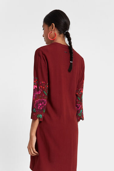 Robe boho fleurs | Desigual