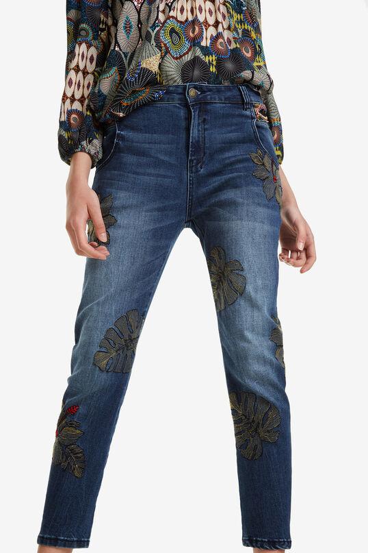 Boyfriend Ankle-Grazer Jeans Maui   Desigual