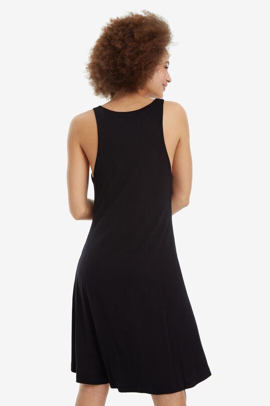 Blue Viscose Dress Valery | Desigual