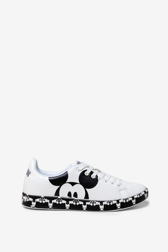 Baskets print Mickey Mouse