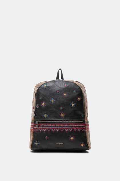 Medium boho backpack