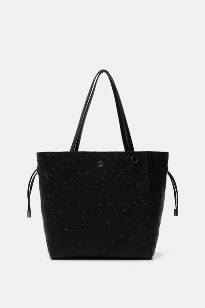 Sac shopping bag 2 en 1
