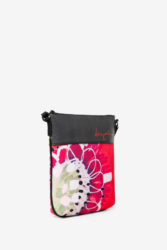 Sac bandoulière à fleurs Poppy flower | Desigual