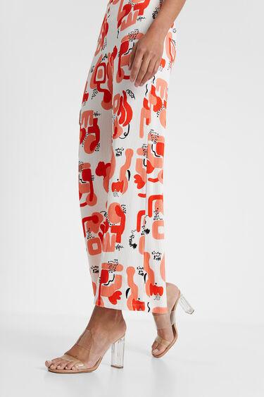 Pantalons palazzo | Desigual