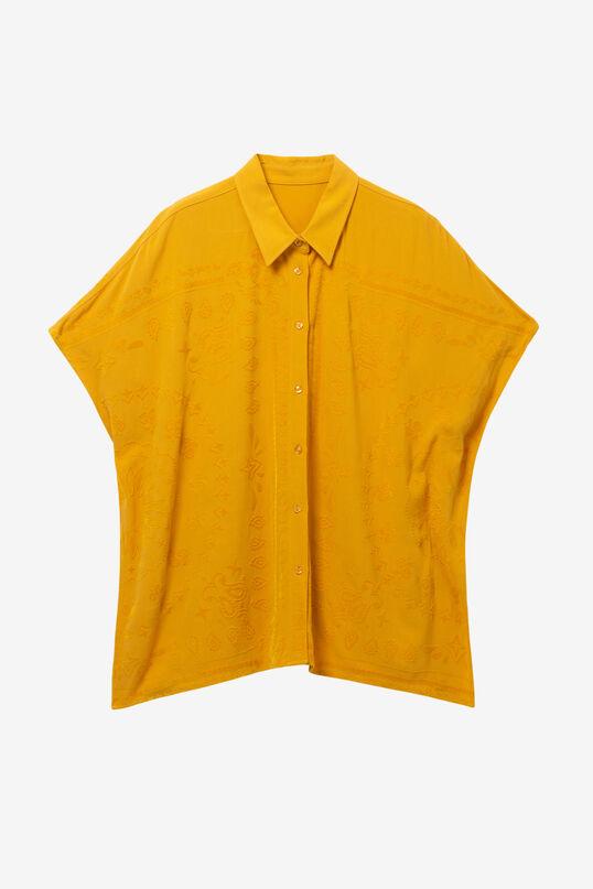 Camisa oversize print a joc | Desigual